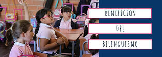 5 beneficios cognitivos que aporta el bilingüismo en las niñas