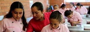 5 razones por las que tu hija debe estudiar en un colegio para niñas