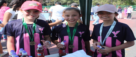 Colegio Yaocalli 2º lugar en el XXVIII Torneo de Chiqui-tennis