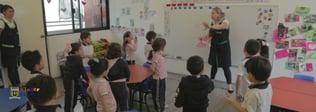 ¿En qué consiste el modelo educativo de Kínder Cedros del Valle?