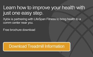 Xybix Health Treadmill