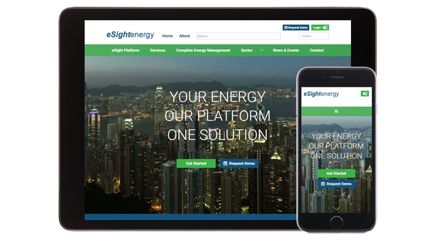 eSight Energy launch new website