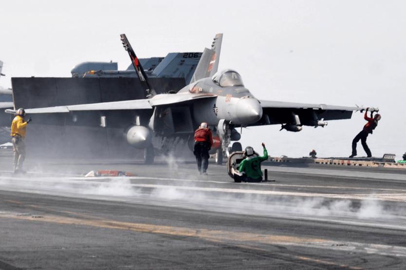 Navy Flight Deck