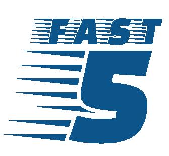 Fast 5 logo