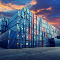 Global Counterfit Goods Estimated at 4.3M TEUs
