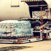 Air Freight Delays Reported at Frankfurt