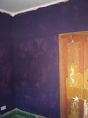 203k painting bedroom