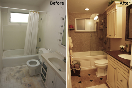 DIY Bathroom Remodeling Ideas for this Winter
