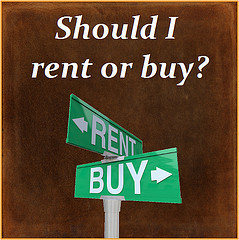 Rent vs Buy and the Current Housing Market