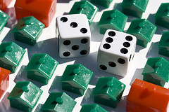 buying foreclosed home dice