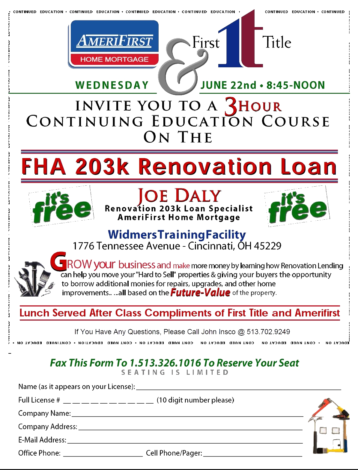 FHA 203k Loan Guidelines - Financing for Fixer-Uppers - Inlanta ...