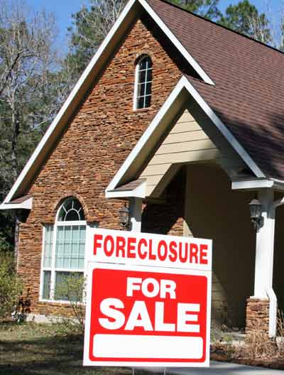 foreclosed home renovations