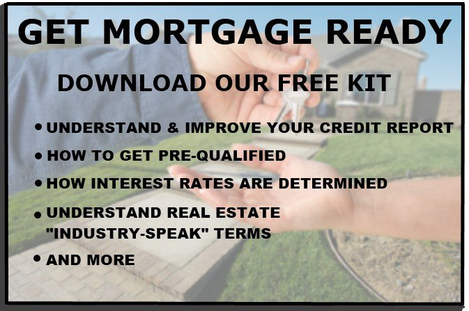 get mortgage ready kit first time home buyers