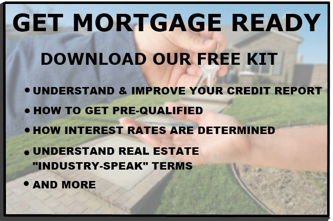 get mortgage ready kit for first time home buyers