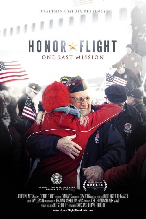 honor flight movie poster