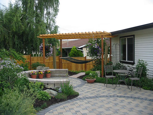 pinterest backyard patio design ideas - Patio Design Ideas For Small Backyards