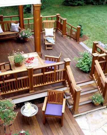 How To Design Great Home Decking