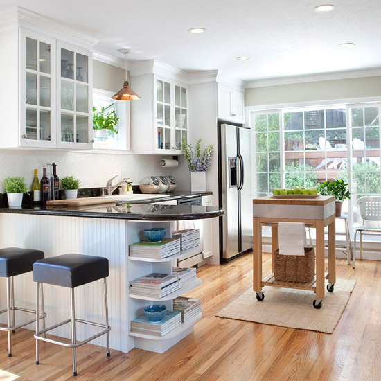 Article  Home Improvements on a Budget  Creative Kitchen Remodeling rweNaoKy