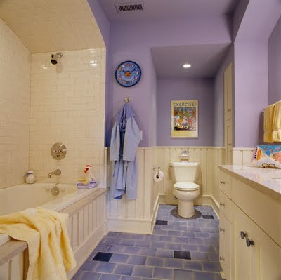 Bathroom on Bathroom Designs Have You Though Of Would You Like A Purple Bathroom
