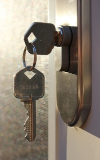 usda rural development first home keys in door