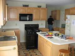 your old kitchen needs a makeover refinance and remodel