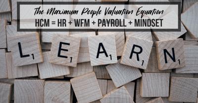 HCM: HR + WFM + Payroll + Mindset | Workforce Management Planning