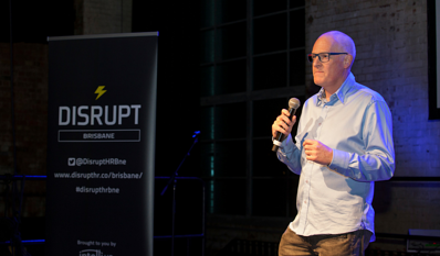 WFM-WTF | Disrupt HR, Brisbane 2017