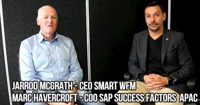 Smart Talk with Marc Havercroft, COO APAC SAP Success Factors