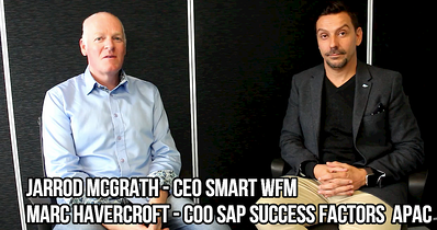 Smart Talk with Marc Havercroft, COO APAC SAP Success Factors