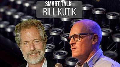 Smart Talk with Bill Kutik, Impresario HR Technology Conference