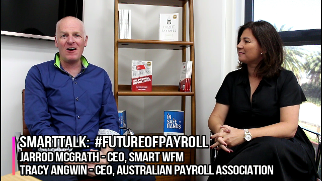 Smart TALK with Tracy Angwin, CEO Australian Payroll Association
