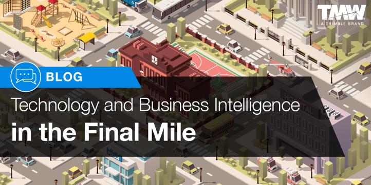 Tech_BI_Final_Mile