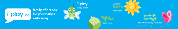 i play. family of brands for your baby's well-being