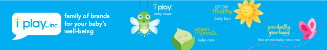 i play., inc. family of brands for your baby's well-being