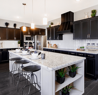 Classy Countertop Ideas for Our Design Team Desrochers Kitchen Image