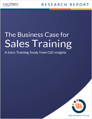 Sales Training Research Report