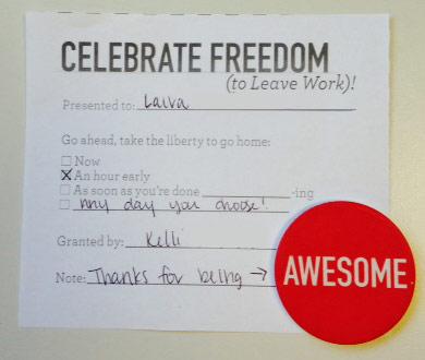 KELLI--FREEDOM