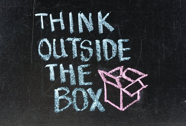 how to think outside the box exercises