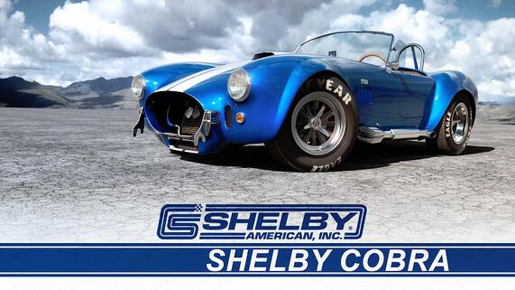 Animation of the Week: Shelby Cobra by Tim Feher