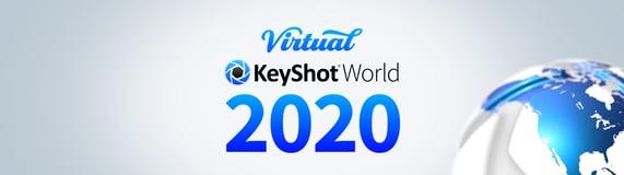 Virtual KeyShot World 2020 - '9 Days of KeyShot 9' Recap