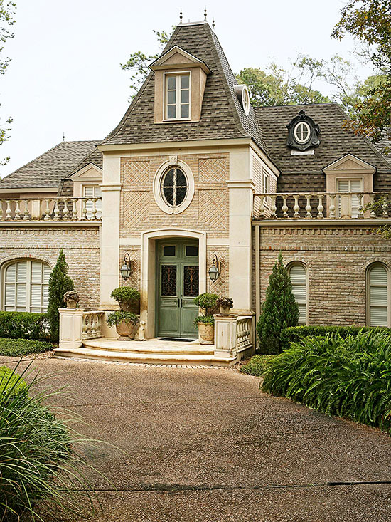 French country exterior paint colors joy studio design for French country house exterior