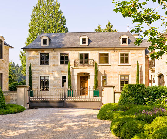 Tips for designing a french country home in barrington il - What is french country style ...