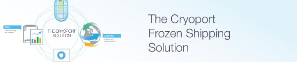 outsourced frozen shipping solution