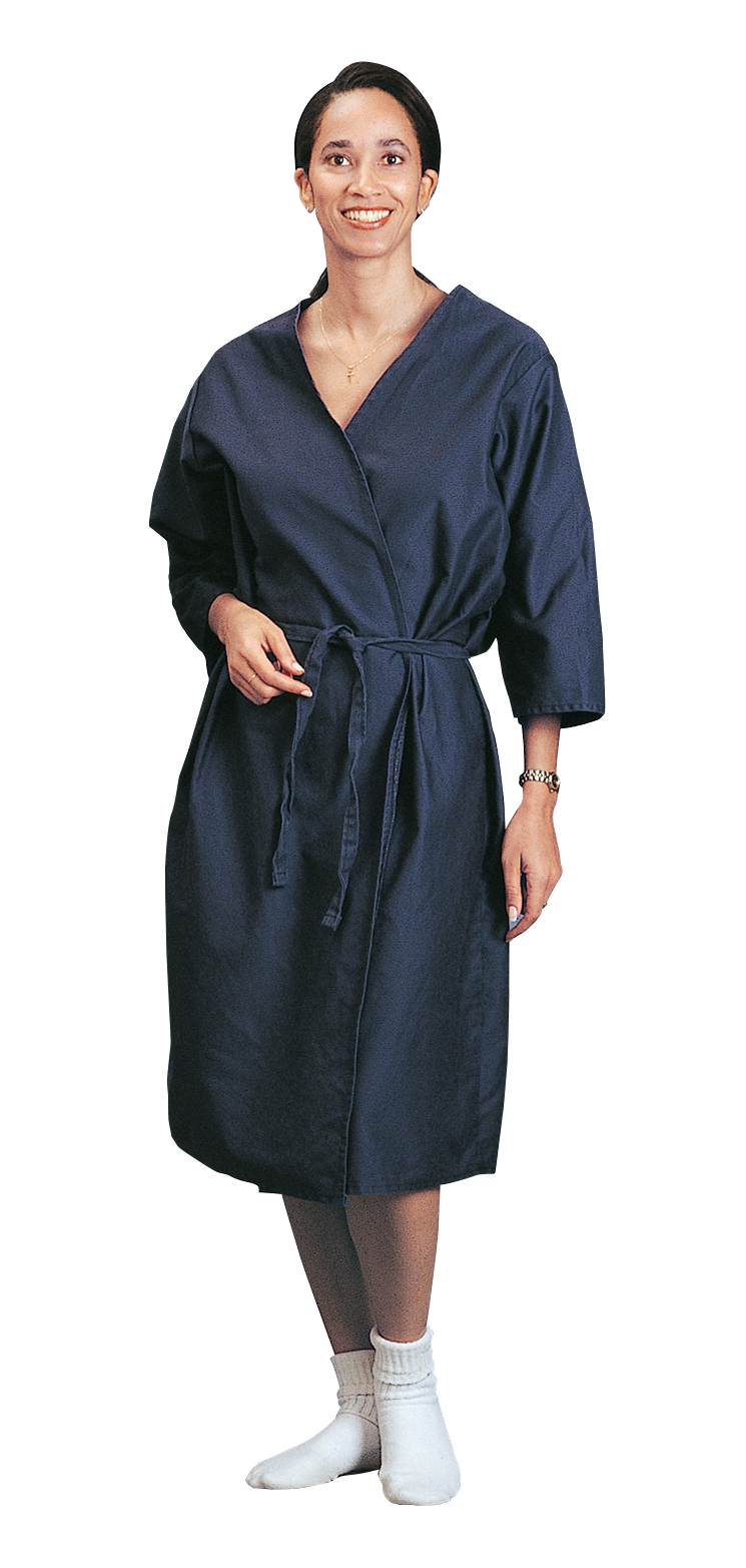 Patient Gowns | Healthcare Gowns | ImageFIRST | www.imagefirst.com