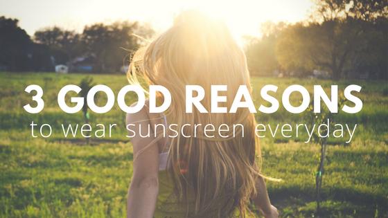 3 good reasons