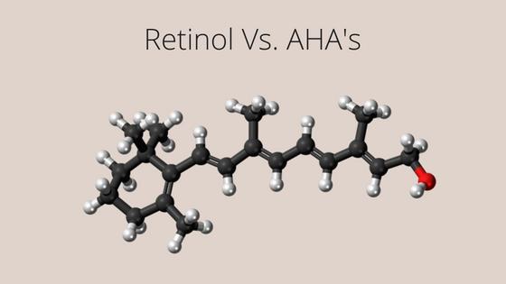 Retinol Vs. AHA's