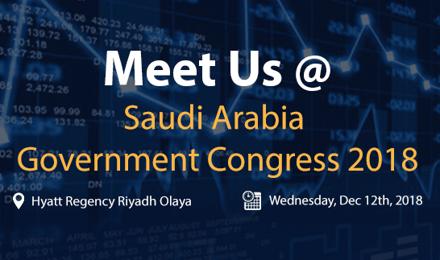 Saudi Arabia Government Congress 2018