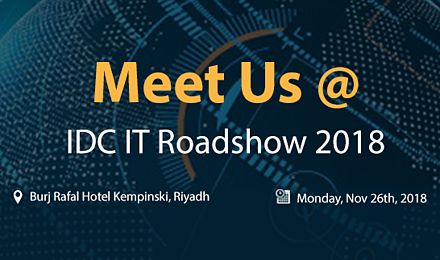 IDC IT Roadshow 2018