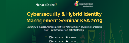 Cybersecurity & Hybrid Identity Management Seminar - 2019