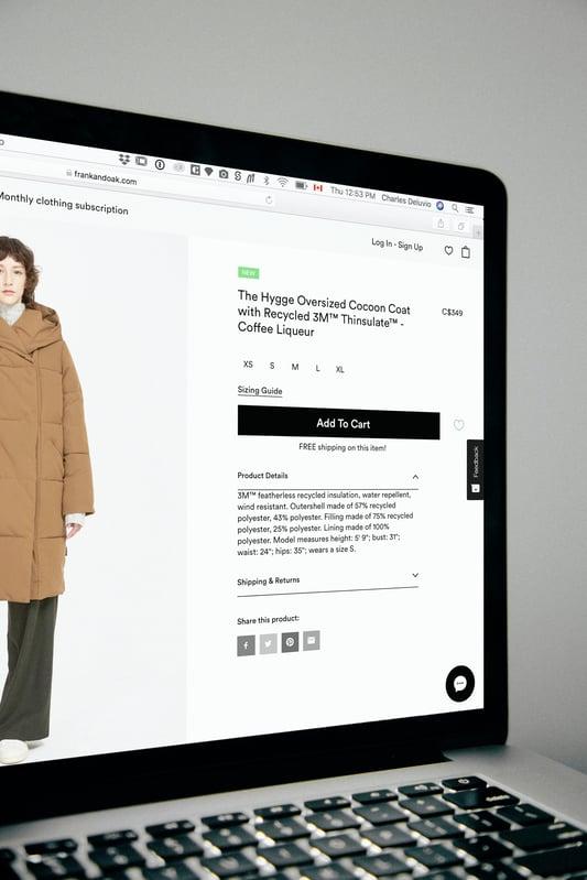 retail, futur, experience client